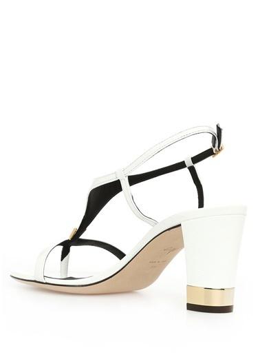 Giuseppe Zanotti Sandalet Beyaz